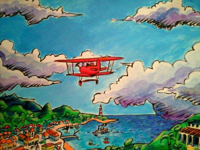 """""""Volando voy..."""", de Jaime Rull (2012)"""